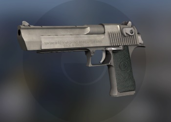 Desert Eagle weapon in CSGO