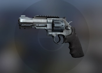 R8 Revolver weapon in CSGO