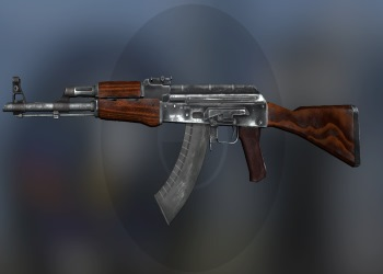 AK-47 Weapon in CSGO
