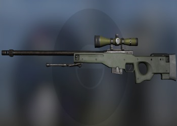 AWP weapon in CSGO