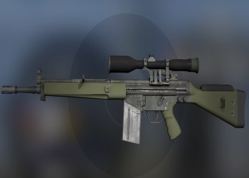 G3SG1 weapon in CSGO
