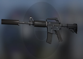 M4A1-S Weapon in CSGO