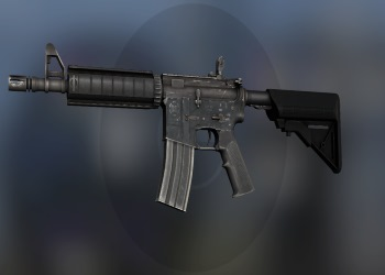 M4A4 weapon in CSGO