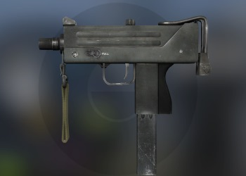 MAC-10 weapon in CSGO