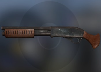 Sawed-Off weapon in CSGO