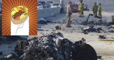 McSkillet killed in car crash featured image