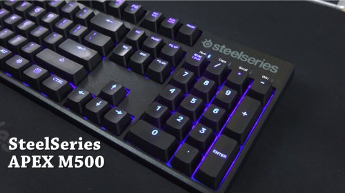 SteelSeries Apex M500 Keyboard