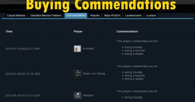 Buying Commendations Featured Image