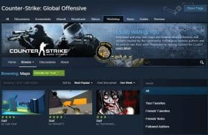 CSGO Steam Workshop