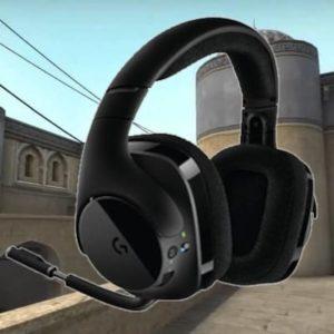 G533 Headset for CSGO