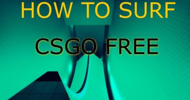 How to Surf in CSGO Free