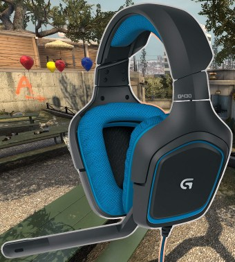 Logitech G430 for use in CSGO