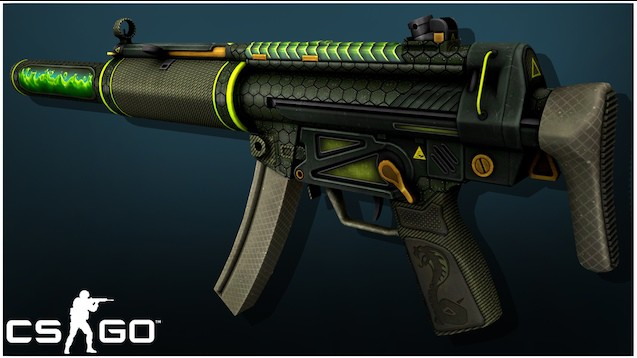 MP5-SD Cobra