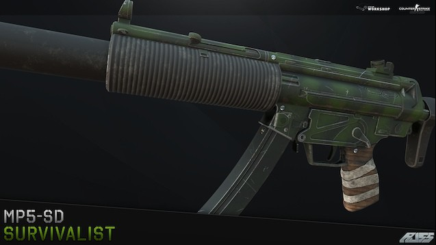 MP5-SD Survivalist