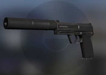 USP-S weapon in CSGO