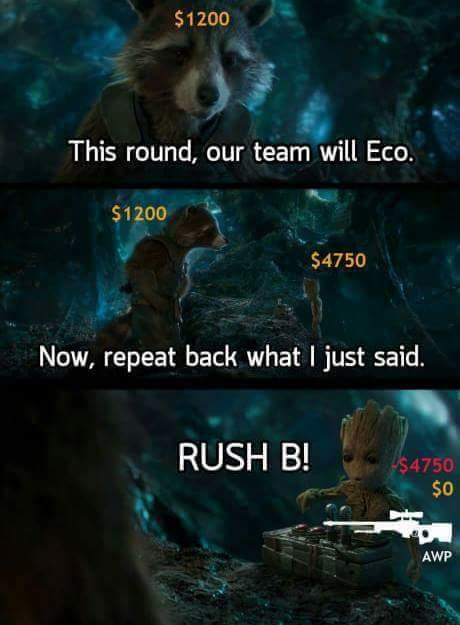 Rush B on eco