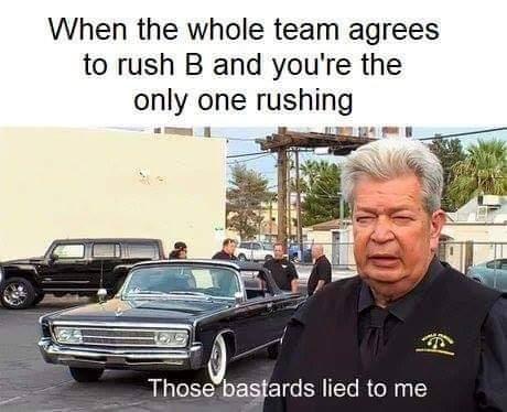 solo rush b