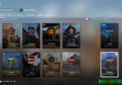 Scrimmage Maps added to CS:GO (Unranked Competitive Maps)
