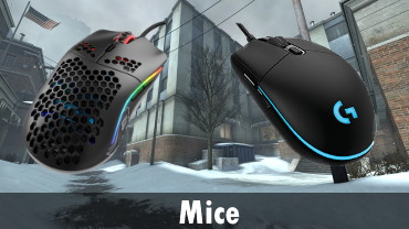 Recommended Gaming Mice