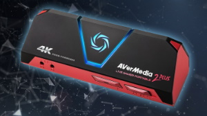AVerMedia 2 Plus Capture Card