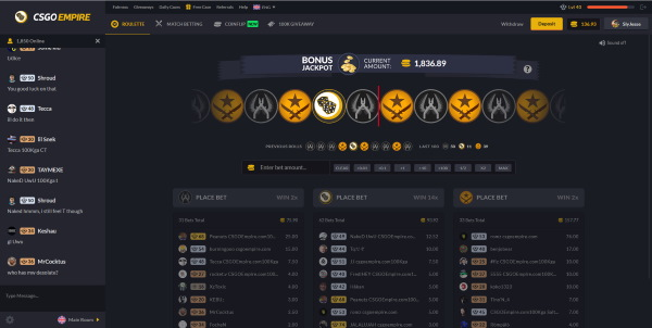 Csgo Betting Site