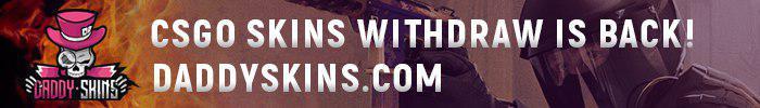 DaddySkins.com Banner Image