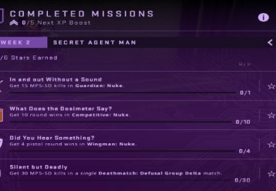 Operation Shattere Web - Week 2 Missions