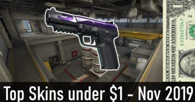 Skins under 1 Dollar November 2019 Featured Image