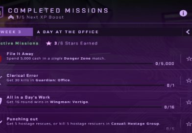 Shattered Web - Week 3 Missions Featured Image