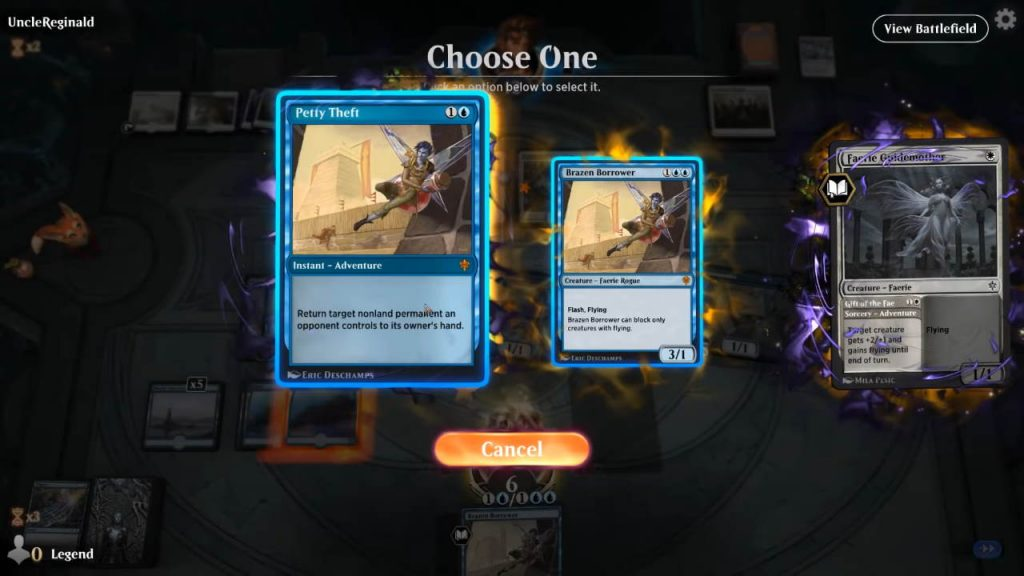 Magic The Gathering Gameplay Image