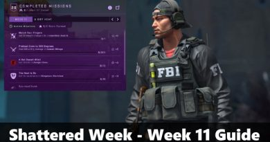 Shattered Web Week 11 Featured Image