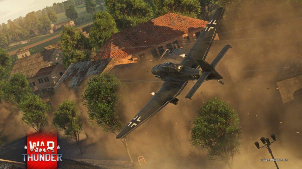 War Thunder Plane 2