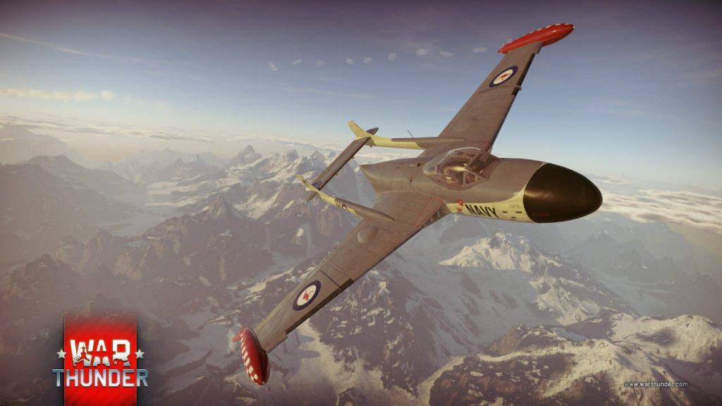 War Thunder Plane 3