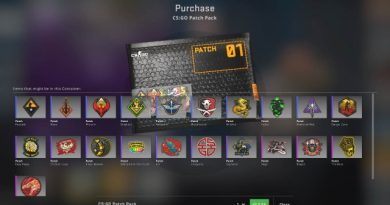 CS:GO Patches, Crosshair and Buy Menu Update Featured Image