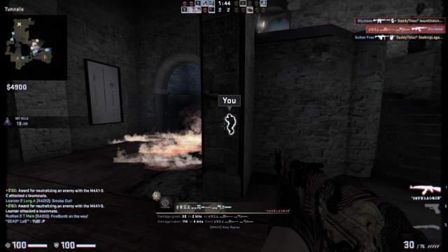 Kill Cam in CS:GO