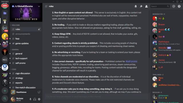 CSGO Discord Server Featured Image