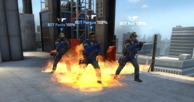 Kill your own Team in CS:GO