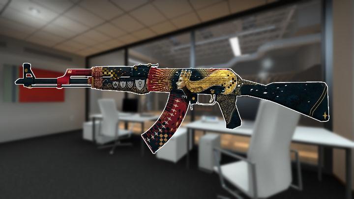 AK 47 The Empress