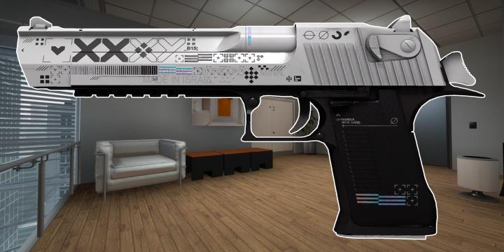 Desert Eagle | Printstream - Covert Pistol