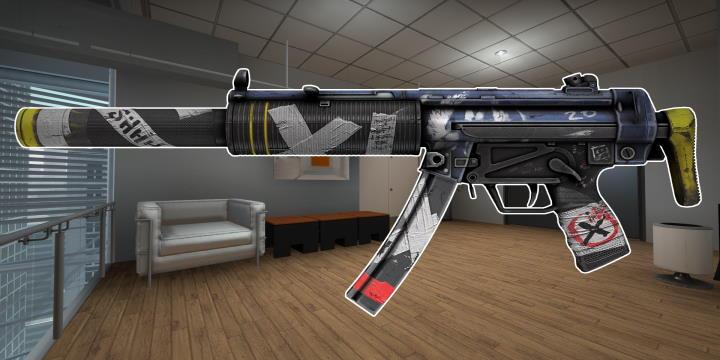 MP5-SD | Kitbash