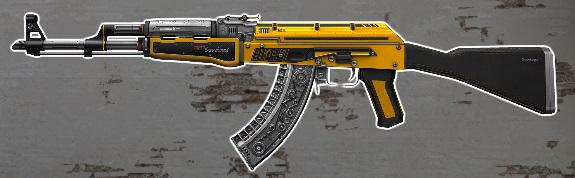 AK 47 Fuel Injector