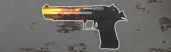 Desert Eagle Blaze