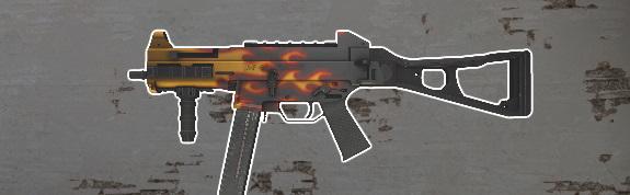 UMP 45 Blaze