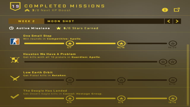 Broken Fang Week 2 Missions Featured Image
