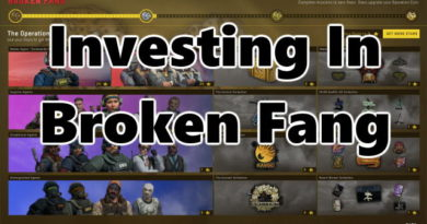 Investing In Operation Broken Fang With CS:GO