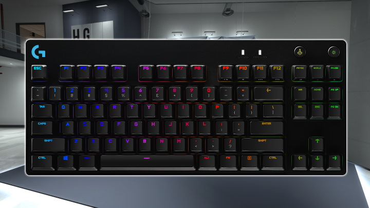 Logitech G Pro X Shroud Keyboard