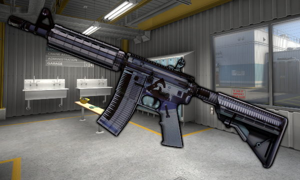 M4A4 X Ray